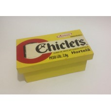 CAIXA CHICLETS