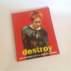 DESTROY - SEX PISTOLS 1977