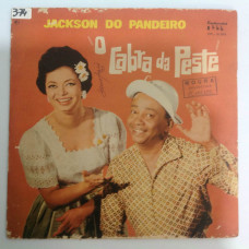 LP JACKSON DO PANDEIRO - O CABRA DA PESTE