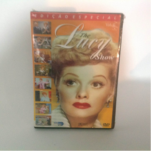 DVD THE LUCY SHOW - VOL II